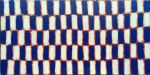 Untitle blue & white (Peintures de Gordon HOPKINS Gordon HOPKINS)